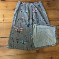 Vintage Riding Skirt - Women's 12 - Vintage Equestrian Skirt