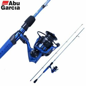 ABU GARCIA Light Spinning Combo Set REVO X 7ft/5-15g Blue