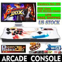 4500 In 1 Pandora's Box 20S Double Stick Arcade Game Retro  Machine Console 3D