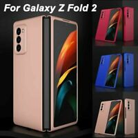 For Samsung Galaxy Z Fold 2 5G Luxury Slim Hard PC Shell Case Cover Shockproof
