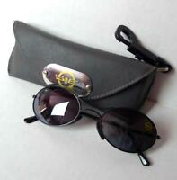 Southeastern Freightlines Drivers Sunglasses and Case Vintage 1996