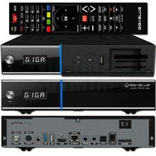 ►GigaBlue UHD Trio 4K DVB-S2X DVB-T2/C Combo Multistream E2 Linux Receiver IPTV✅