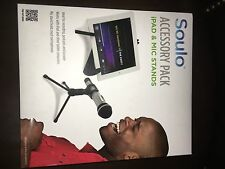 iPad & mic stand stands Wireless Microphone ACCESSORY PACK Soulo karaoke