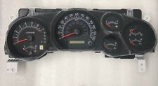 2007 - 2013 Toyota Tundra Speedometer Gauge Cluster 5.7L Trans Temp Tow Package