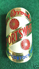 Sports Wheel Canadian Bike Badge Bicycle Emblem acid etched brass Vic Brooks