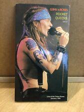 Guns N Roses Rocket Queens Part 2 Live At The Tokyo Dome Jan 1992, 2 CD Boxset