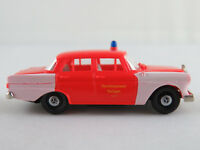 """Brekina Mercedes-Benz 190 D Lim. (1961) """"BF Stuttgart/ELW 1"""" 1:87/H0 NEU/unbesp."""