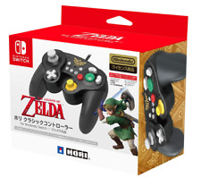 Nintendo Switch HORI Classic Controller ZELDA Japan NEW Game Accessories_GG