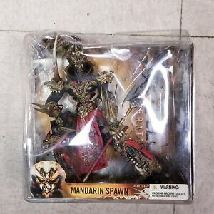 "2005 Mandarin Spawn 2 Regenerated Series 28 McFarlane Toys 8"" Figure"