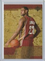 2003 upper deck #lj9 lebron james basketball rookie card $$ Hot $$