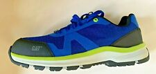 CAT Caterpillar NEW Men's P91069 Passage Composite Blue Work Shoes Sneakers 10.5