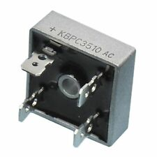 DEC KBPC3510 KBPC-4 35 AMP SILICON BRIDGE RECTIFIER