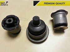 FOR JEEP CHEROKEE LIBERTY KJ CRD REAR UPPER A FRAME ARM BUSHES BALL JOINT KIT