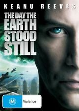 The Day The Earth Stood Still (DVD, 2009)*R4*Keanu Reeves*Terrific Condition*