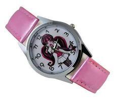 New Monster High Draculaura Girl  Women Girl Wrist Watch