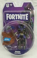 "FORTNITE SOLO MODE RAVEN 4"" ACTION FIGURE JAZWARES IN HAND!"