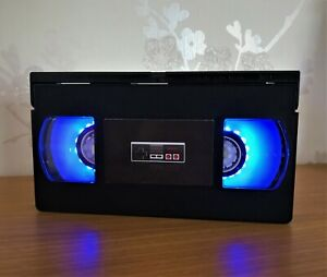 Nintendo Controller VHS Night Light, Bed Light, Desk Light, Computer Game, TV