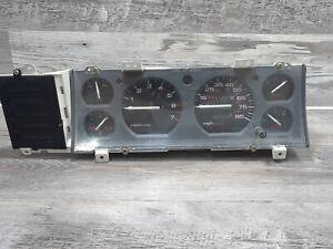 Jeep Cherokee XJ 91-96 Speedometer 6 Gauge Instrument Dash Cluster