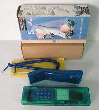 swatch swin phone telefono vintage anni 90, nuovo con scatola, bicolore