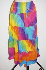 Handmade Mid-Calf 100% Cotton Skirts for Women