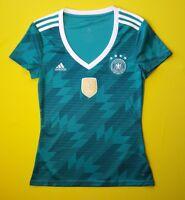 Germany soccer women jersey DFB 2018 away shirt BR3149 football Adidas ig93