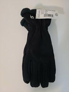 Windproof Mens Gloves Venture Dry/Warm Black L/XL NWT