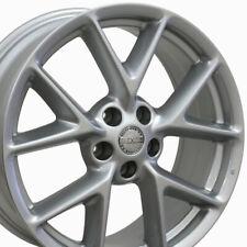19x8 Rim Fits Nissan Infiniti Nissan Maxima Style Silver Wheel 62512 W1X