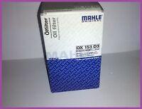 MAHLE ORIGINAL Ölfilter OX 153D3    OX153D3
