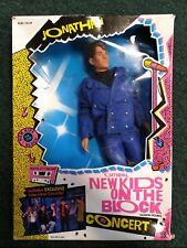 Vintage New Kids on the Block Concert Fashion Figures Doll 1990 Jonathan
