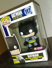 Funko POP! Batman Batman The Dark Knight Rises Vinyl Figure #117 PX Exclusive