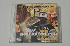 DJ Mo 'Fire & Umbrella Inc-dollarmentary vol 2/da Duece mixtape CD (P-Stash)
