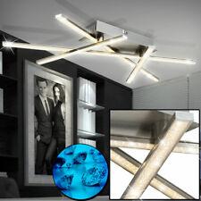 20W Ceiling LED Luxury Spotlight Lamp Crystal Optic 4 Bars Luminous Living Room