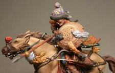 Tin Soldier, top quality, Mongol-Tatar warrior, Chelubey, 54mm, Mongol Empire