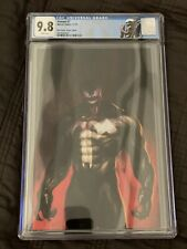 Marvel's Venom #7 Michael Choi Virgin Variant KRS CGC 9.8