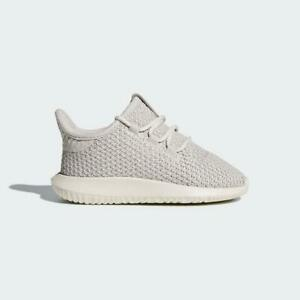 Adidas Classic Tubular Shadow Knit Shoes Beige for Toddler