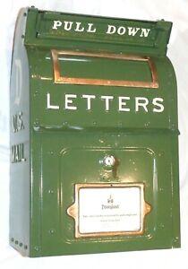 Original DISNEYLAND MAILBOX Letter & Post Card Box From Frontierland
