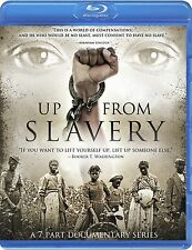 """Blu-Ray DVD, """"Up From Slavery"""" epic 7-part African-American History series, NEW"""