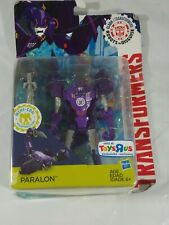 TOYSRUS EXCLUSIVE 2015 Transformers Robots In Disguise Clash DECEPTICON PARALON