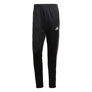 adidas Herren Trainingshose Jogginghose Sport Hose lang mit Reißverschlusstasche