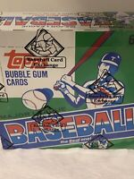 Unopened, 1987 Topps Baseball 24-Pack Cello Box - BBCE Authenticated