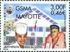 Timbre Armée Mayotte 108 ** année 2001 lot 14155