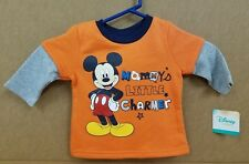 Newborn Baby Boy Hangdown Long Sleeve T-Shirt