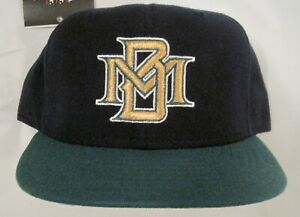 VTG Milwaukee Brewers Adult New Era 5950 Fitted Baseball Cap Hat Pro Model NWT