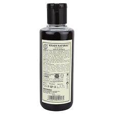 NEW Khadi Herbal Amla & Bhringraj Shampoo SLS & Paraben Free , 210ml Hair Growth