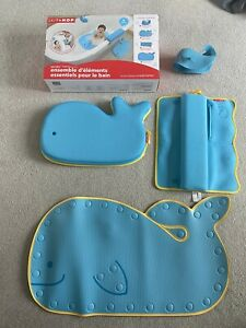 Skip Hop Moby Bathtime Essentials Kit, Complete in Box