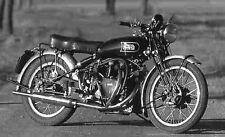 VINCENT BLACK SHADOW MOTORCYCLE Service & Parts MANUALs Grey Flash Lightning