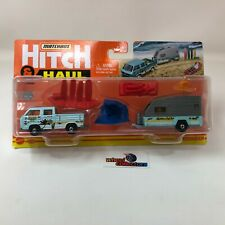 Volkswagen Transporter & Camper Empty Truck Bed 2021 Matchbox Hitch & Haul G71