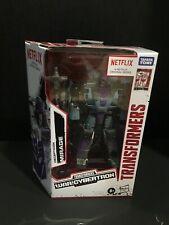 Transformers War For Cybertron Trilogy Mirage Netflix NEW!