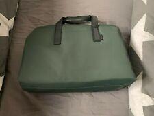 BN AWAY LUGGAGE THE EVERYWHERE BAG GREEN NYLON - RRP £195 - CULT ITEM!