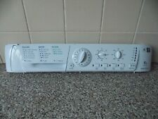 hotpoint wml540 control panel  with pcb 21014289700